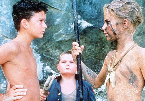 the threats on the childrens personal needs in the novel lord of the flies by william golding Visit amazoncom's william golding page and shop he also studied english and published his first book by william golding - lord of the flies (1st.